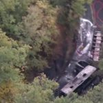 Toddler among 43 dead in French coach crash