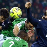 PSG hit back at critics with St Etienne drubbing