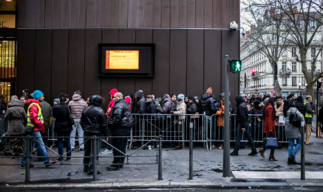 France remains stingy at handing out visas