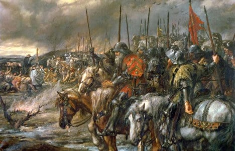 England marks 600 years since Agincourt victory