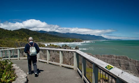 Frenchman's epic tantrum after NZ hitchhike fail