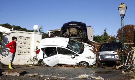 16 dead as horror storms ravage French Riviera