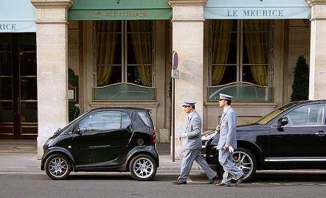 Revealed: France's most desirable cars for thieves