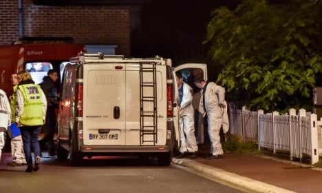 Five family members found dead in France