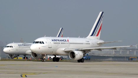 Trouble in the air as Air France set for major cuts