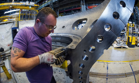 French industry workers cheaper than Germans