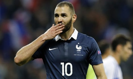 Game over: Is Benzema's France career finished?
