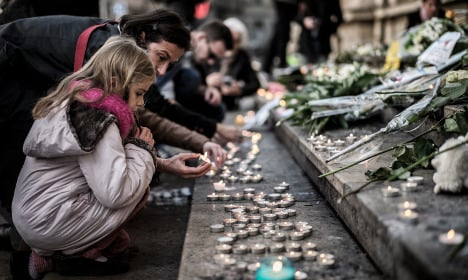 'Parents should tell their kids about Paris attacks'