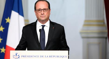 France declares state of emergency after attacks