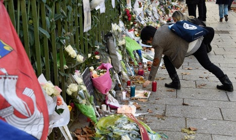 France plans national homage for terror victims