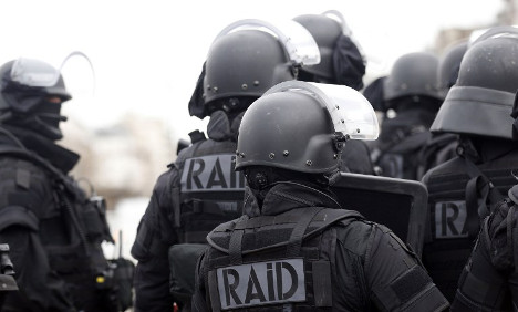 Police seize arsenal of weapons in 168 raids