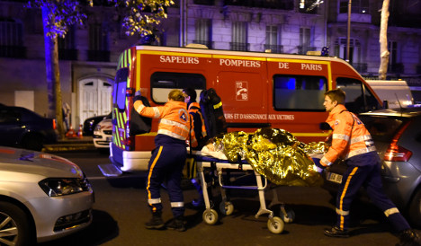 Bataclan survivor: 'They were just shooting at the crowd'