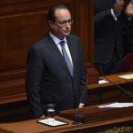 Hollande vows to crush Isis as hunt goes on