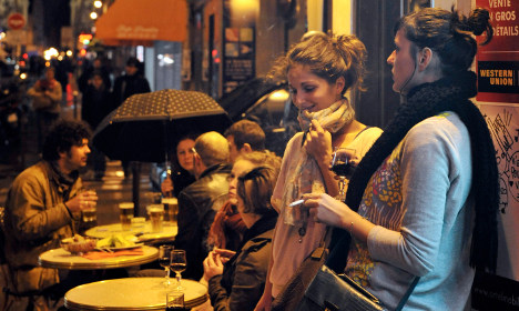 'Not all of France is on the terraces of bistros'