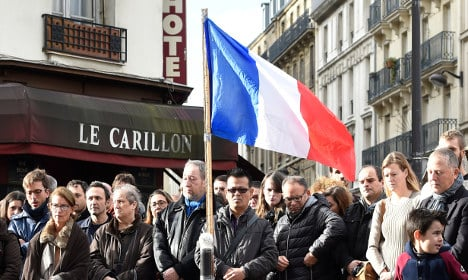 IN IMAGES: France honours terror victims