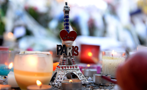 Parisians forced to face up to fears one week on