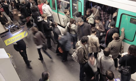 Paris to inject record €1.8b in transport system