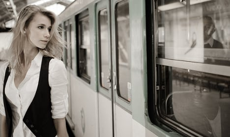 France fights sexual harassment on transport