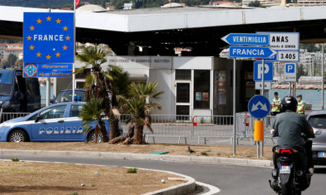 France to restore border checks for climate meet