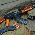 German arms trader 'sold rifles for Paris attack'