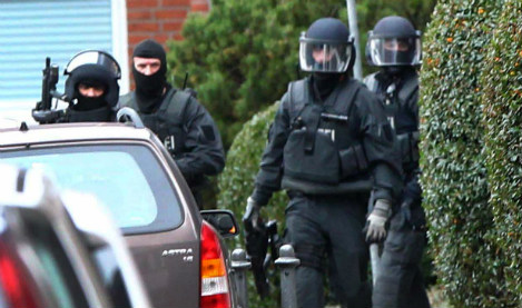 Police to apologize after wrongful Aachen arrests