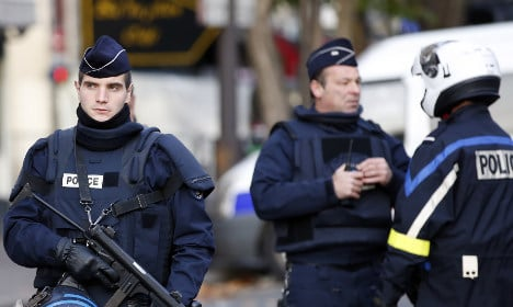 We feared another attack in Paris but not 'war'