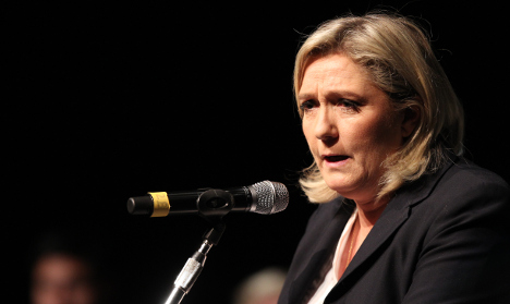 Fierce campaign to stop French far-right victory