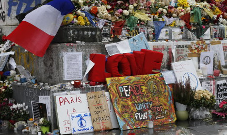 Paris one month on: Let's hope fraternity is lasting impact