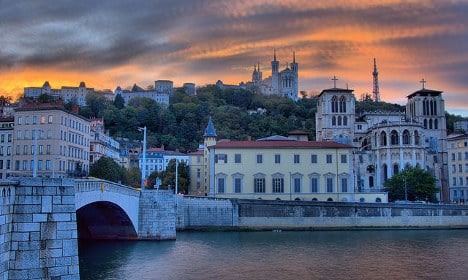 Lyon ranked France's most attractive city