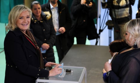 National Front fails to win any French regions