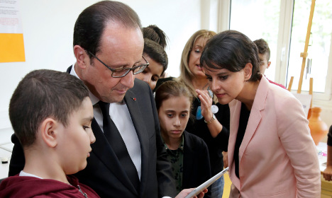 Isis propaganda shows its hatred for secular French schools