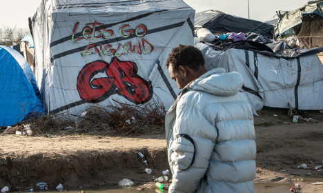 Refugee knifed to death at Calais migrant camp