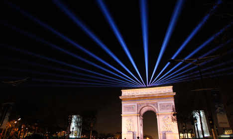 Paris set for quiet night on New Year's Eve