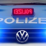 German police drive over and kill pedestrian