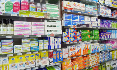 France: Most counter medicine useless or risky