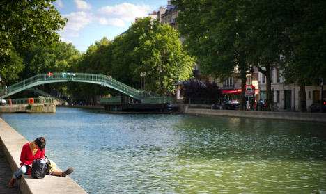 Famed Paris canal to be emptied for cleaning