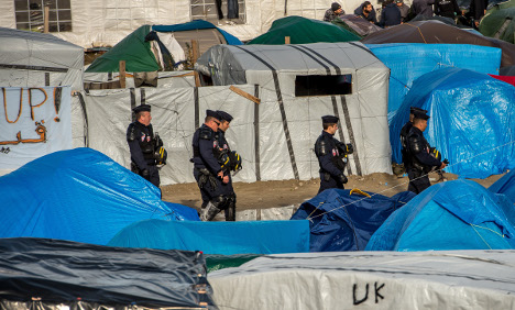 Migrant smugglers jailed for five years in France