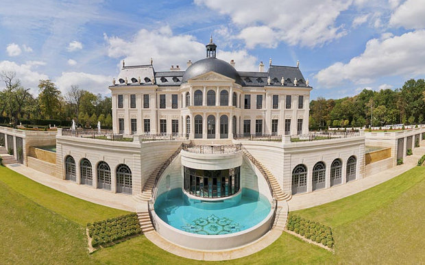 French château becomes 'world's most expensive' house