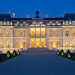 The mansion was built in three years.Photo: Château Louis XIV