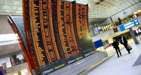 Man stabbed to death at Charles de Gaulle airport