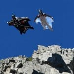 French soldier killed in wingsuit jump