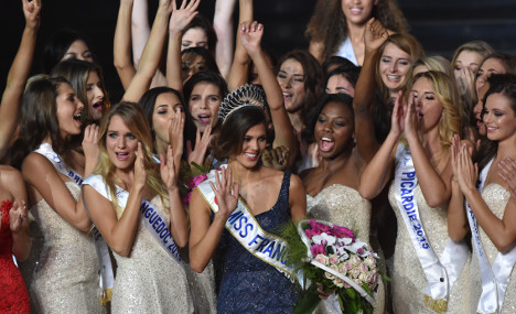 'Sexist, corny…' but the French love Miss France