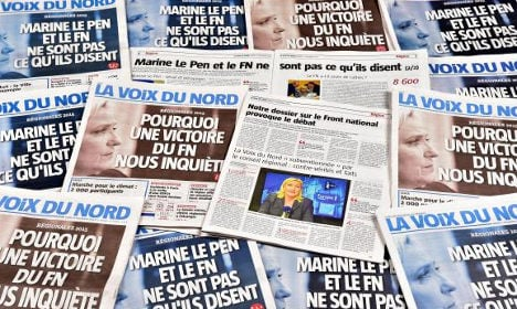 'Why we had to stand up against Marine Le Pen'