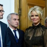 Pamela Anderson's foie gras fight ruffles French feathers
