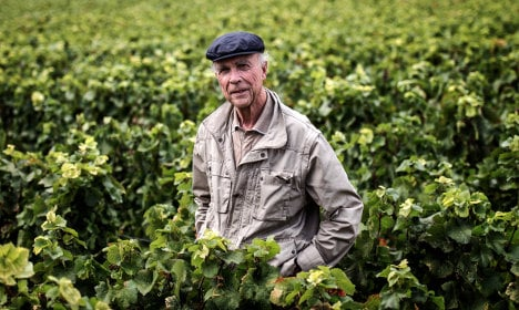 The wine legend who helped put Burgundy on the world map