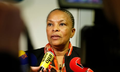 Terror row sees France's justice minister Taubira quit