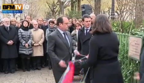 France honours victims of January terror attacks