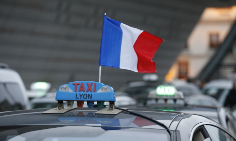Here's why everyone seems to loathe French taxi drivers
