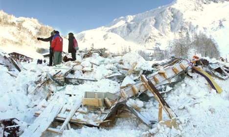 The worst avalanches to ever hit the French Alps