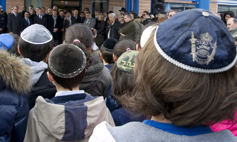 'Ditching kippah puts our future in France in doubt'
